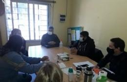 Reunión de la Secretaría de Seguridad por la problemática de los equinos sueltos