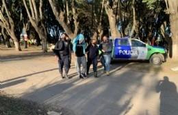 Pérez Millán: 12 allanamientos y dos detenidos