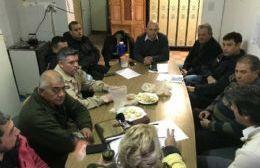 Se reunió el Comité de Seguridad con empresarios turísticos