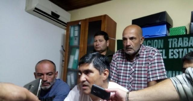 """Lescano: """"Fue una marcha pacífica en defensa de los derechos de los trabajadores"""""""