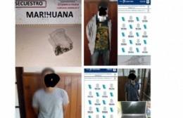 Varios detenidos durante el fin de semana