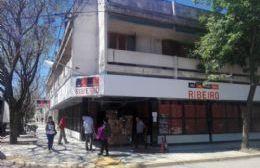 Ribeiro cerró la sucursal de Villa Ramallo
