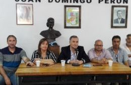 """Poletti advirtió """"intenciones de fraude"""" de los candidatos de Juntos por el Cambio"""