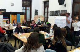 En la jornada se reflexionó sobre el potencial educador de las ciudades.