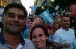 Jornada triunfal para Gustavo Perie.