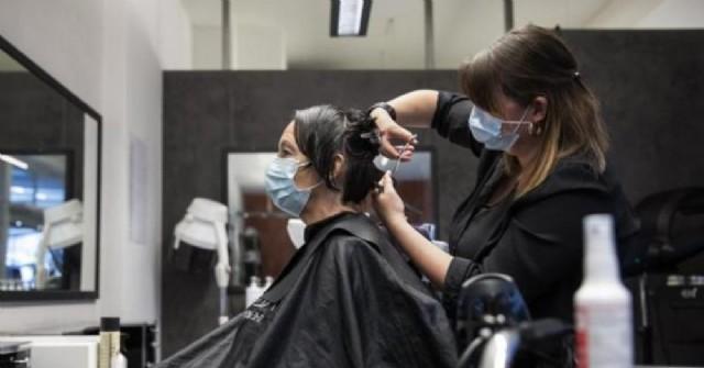 Autorizan funcionamiento de peluquerías