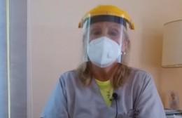 """La doctora Alicia Mattacotta contó que la inmunidad total """"estaría en las dos semanas después de la dosis"""""""