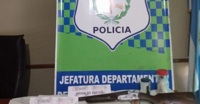 Allanamientos y detenidos por drogas