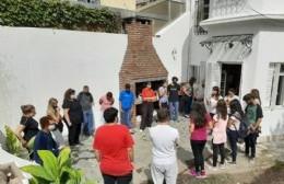 Culminó el reacondicionamiento de la residencia estudiantil municipal en Rosario