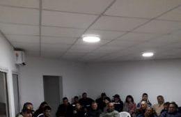 Nueva comisión directiva en los Bomberos Voluntarios de Pérez Millán