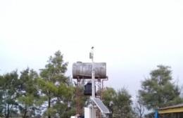 Instalan estación meteorológica en Ramallo