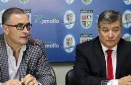 Mauro Poletti y Jorge Emilio Colombini.