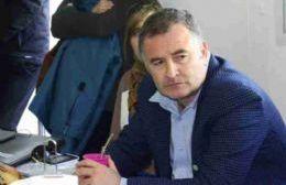 Mauro Poletti, intendente de Ramallo.