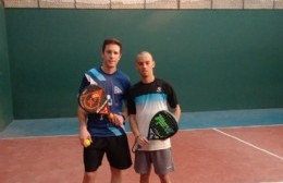 La dupla Dagobert-Villarreal.