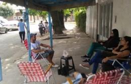 Desalojaron a los trabajadores de la sede del Sindicato de la Carne