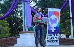 Encuentro feminista en Villa Ramallo