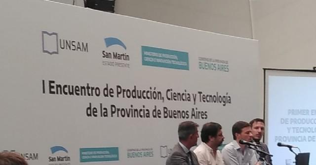 Encuentro entre Municipio y Provincia para el sector productivo