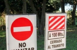 Atención automovilistas: cortes por obras