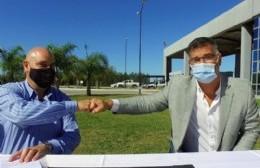 La comuna firmó convenios con las empresas que cofinanciarán la Tecnicatura Universitaria en Química