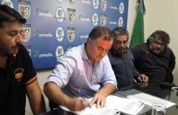 Acuerdo entre la Municipalidad y el Sindicato de Obreros y Empleados de Aceiteros de Rosario.