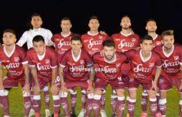 Formación de Defensores de Belgrano
