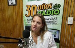 Maira Ricciardelli (foto: La Radio Ramallo).