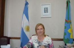 Graciela Rego, diputada provincial del bloque Peronismo para la Victoria.
