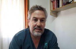 Jorge Vaio, concejal del Frente Renovador.
