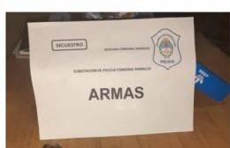 Policía terminó detenido por una pelea en Pérez Millán