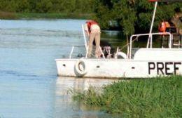 Joven desaparecido tras volcar con un kayak