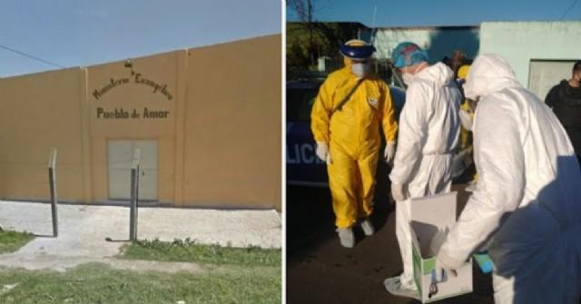 San Pedro: el pastor infectado con Covid, por el que aislaron a 200 vecinos, es acusado de abuso sexual