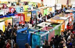 Alumnos locales participaron en la Feria Regional de Ciencias