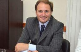 Jorge Santiago, diputado provincial del GEN.
