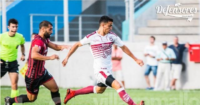 Copa Argentina: Defensores empató con Douglas