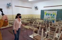 """""""Periodo de Intensificación"""": los alumnos volvieron a las aulas"""