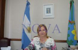 Graciela Rego, diputada y presidenta del bloque Peronismo para la Victoria. (Foto:NOVA)