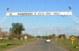Villa General Savio celebró su 128° aniversario