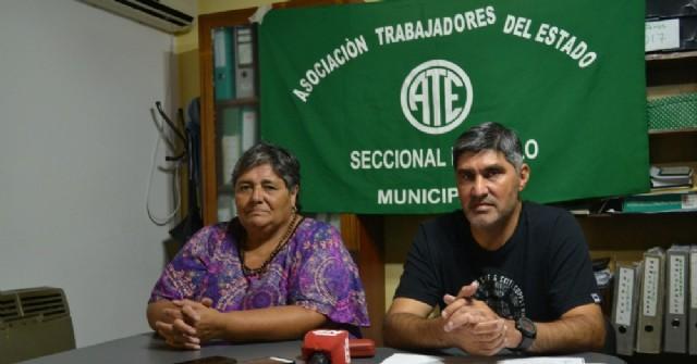 ATE pide apertura de la paritaria salarial