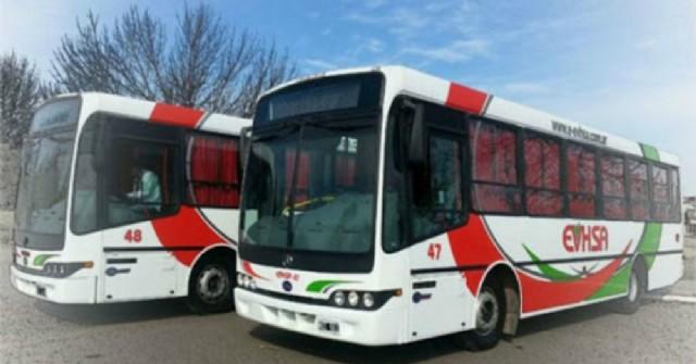 Según informaron desde el municipio, se trató de una decisión unilateral de la firma, que comenzará a prestar el servicio de la Línea 342C solo los días lunes y miércoles en dos horarios.