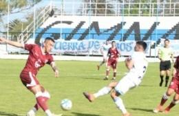 Defensores perdió en su visita a Concepción del Uruguay