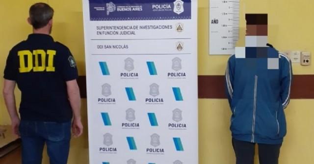 San Nicolás: mató al padrastro de un tiro en el cuello, se escondió en otra casa y lo atraparon