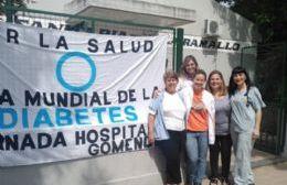 Jornadas de concientización sobre Diabetes