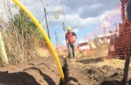 Vecinos del Barrio Valle de Oro piden la extensión de la red de gas natural