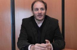 Jorge Santiago, diputado provincial del GEN-Progresistas.