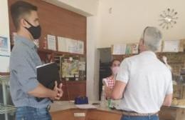 La Municipalidad asesoró a más de 500 comercios en Seguridad e Higiene