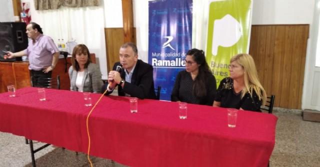 """Cierre del ciclo de charlas """"Qué te importa"""" de la Universidad Siglo 21 de Ramallo"""