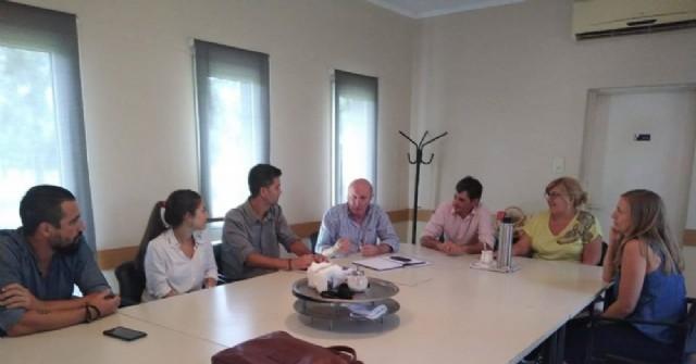 Se reunió la Secretaría de Desarrollo Local en Comirsa
