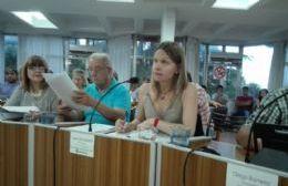 Maira Ricciardelli, edil de 1 País.