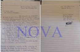 Una carta revela algunos de los abusos que sufren las mujeres policías de Rojas.