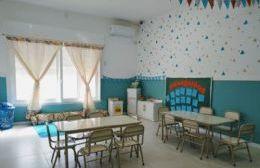 El jardín funciona en la casa que fue cedida en comodato por la Cooperativa Agropecuaria de La Violeta Limitada.